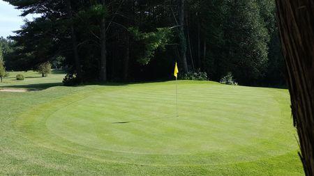 Roxburgh glen golf club cover picture