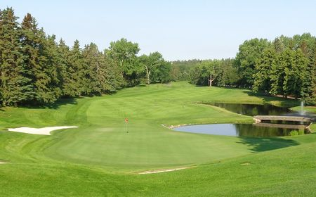Overview of golf course named Royal Mayfair Golf and Country Club