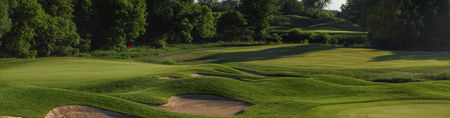 Overview of golf course named Royal Ontario Golf Club