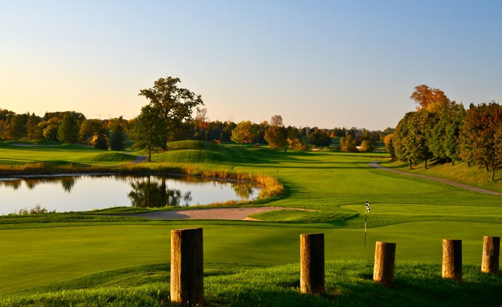 Saint andrew s valley golf club cover picture