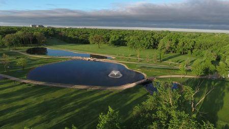 Saint boniface golf club cover picture