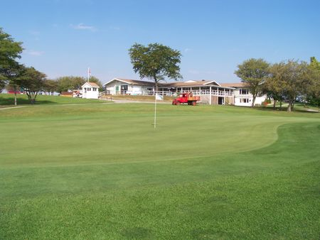 Saint Clair Parkway Golf Course Cover