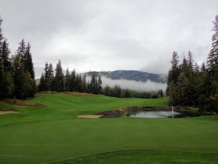 Salmon arm golf club executive nine cover picture