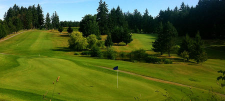 Salt Spring Island Golf and Country Club Cover Picture