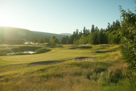 Overview of golf course named Sechelt Golf and Country Club