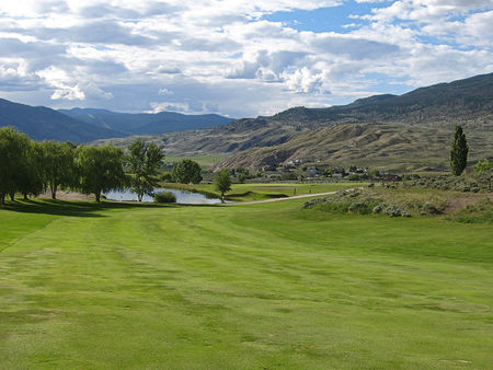 Semlin valley golf club cover picture