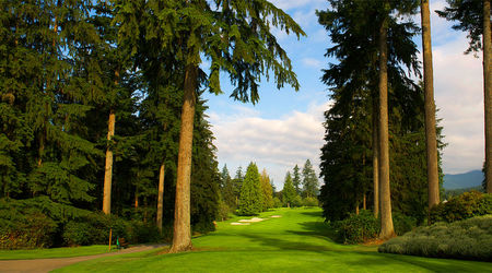 Overview of golf course named Seymour Golf and Country Club