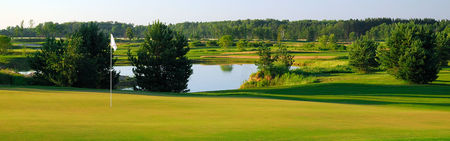 Silver Brooke Golf Club Cover Picture