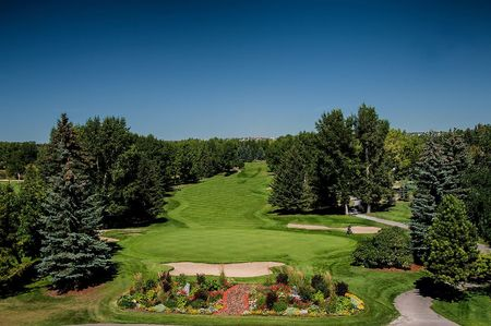 Overview of golf course named Silver Springs Golf and Country Club