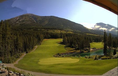 Overview of golf course named Silvertip Golf Course