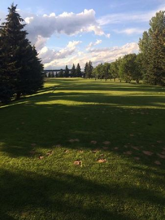 Overview of golf course named Silverwood Golf Course