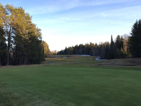 Overview of golf course named Sioux Lookout Golf and Curling Club