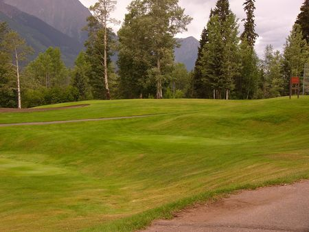 Smithers Golf Club Cover Picture
