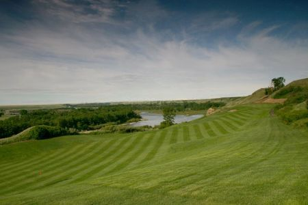 Speargrass golf course cover picture