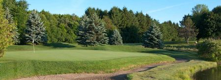 Spring creek golf course cover picture