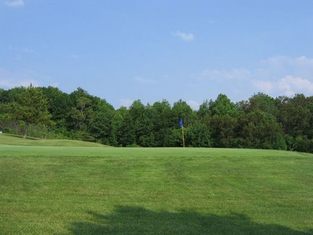 Spring Water Golf Course Cover Picture