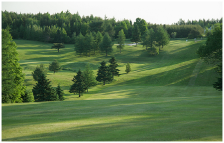 St-Ignace Golf Club Cover Picture