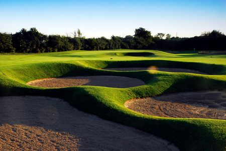Station Creek Golf Club Cover Picture