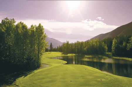 Overview of golf course named Stewart Creek Golf Resort
