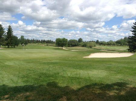 Stony Plain Golf Course Cover