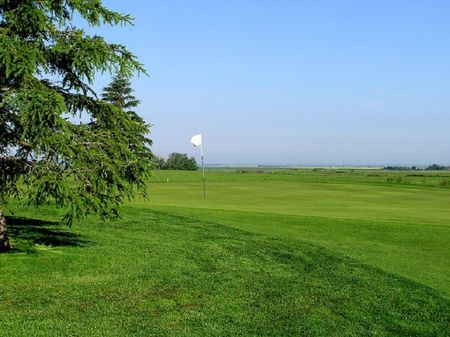 Strathmore golf club cover picture