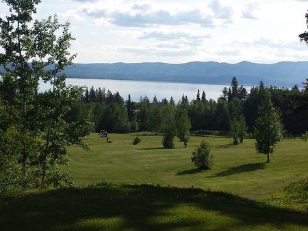 Stuart lake golf club cover picture