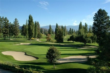 Summerland Golf Club Cover Picture