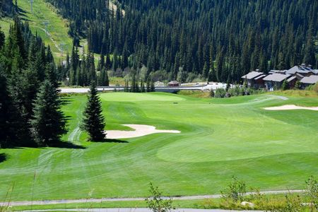 Sun Peaks Resort Golf Course Cover Picture