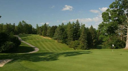Overview of golf course named Sunningdale Golf and Country Club