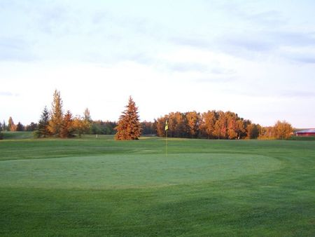 Overview of golf course named Sunshine Fairways