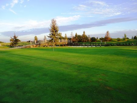 Terrae pines golf course cover picture