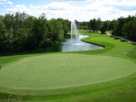 Teulon Golf and Country Club Cover Picture