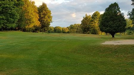 The old lennoxville golf club cover picture
