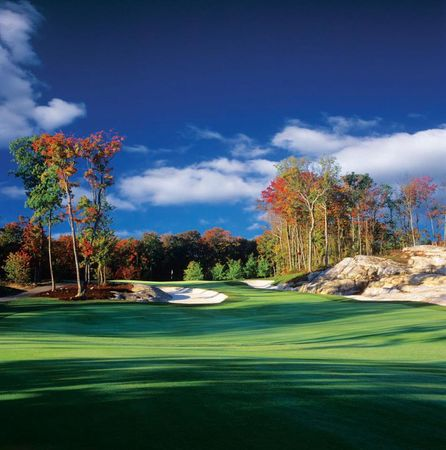 The Rock Golf Club Cover Picture