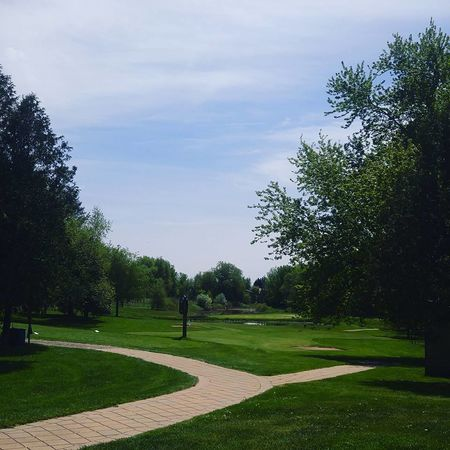 Overview of golf course named The Willows Golf and Country Club - Bridges/Xena