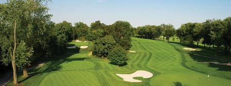 Overview of golf course named Thornhill Golf and Country Club - Executive
