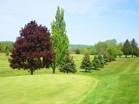 Trenton golf club cover picture