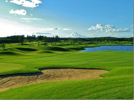 Trestle Creek Golf Resort - Jack Pine Nine Cover Picture