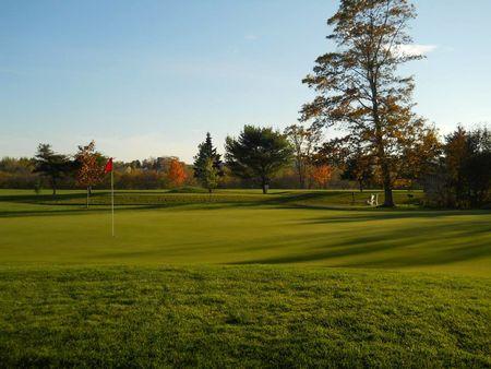 Truro golf club cover picture