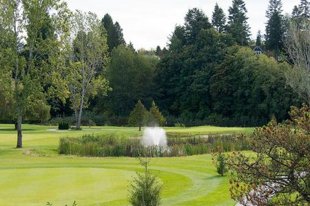 Overview of golf course named Tsawwassen Golf and Country Club
