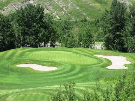 Turner valley golf and country club cover picture