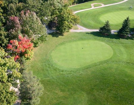 Tyandaga Golf Course Cover Picture