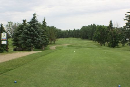 Overview of golf course named Valley Golf and Country Club