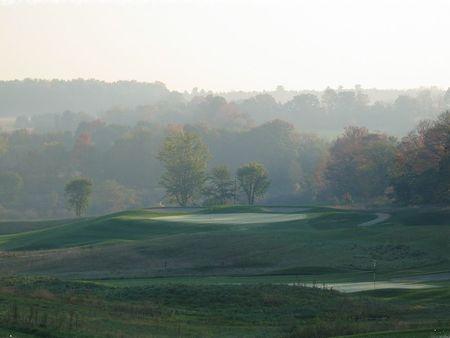 Vespra Hills Golf Club Cover