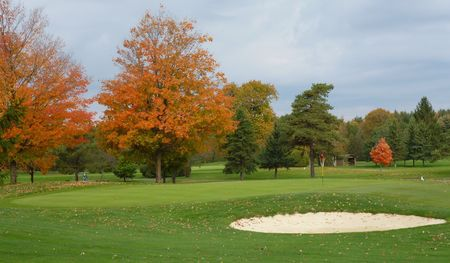 Victoria park east golf club cover picture