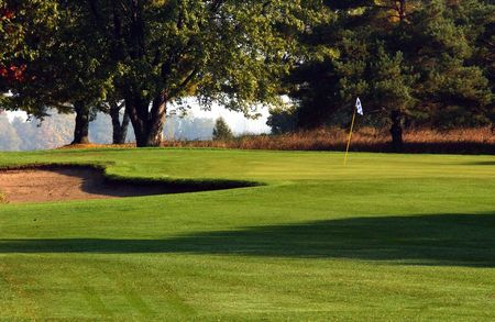 Warkworth Golf Club Cover Picture