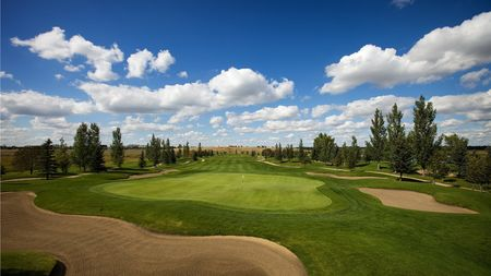 Wascana country club cover picture