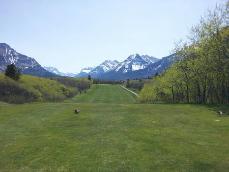 Waterton Lake Golf Course Cover Picture