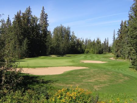 Overview of golf course named Westlock Golf Club