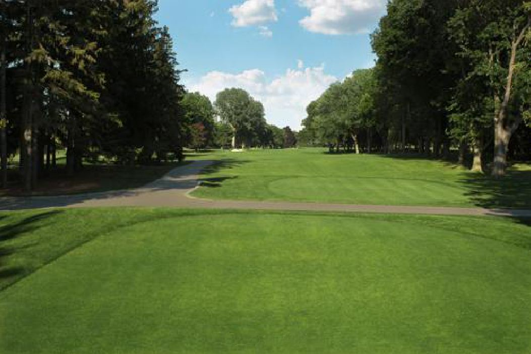 Overview of golf course named Weston Golf and Country Club